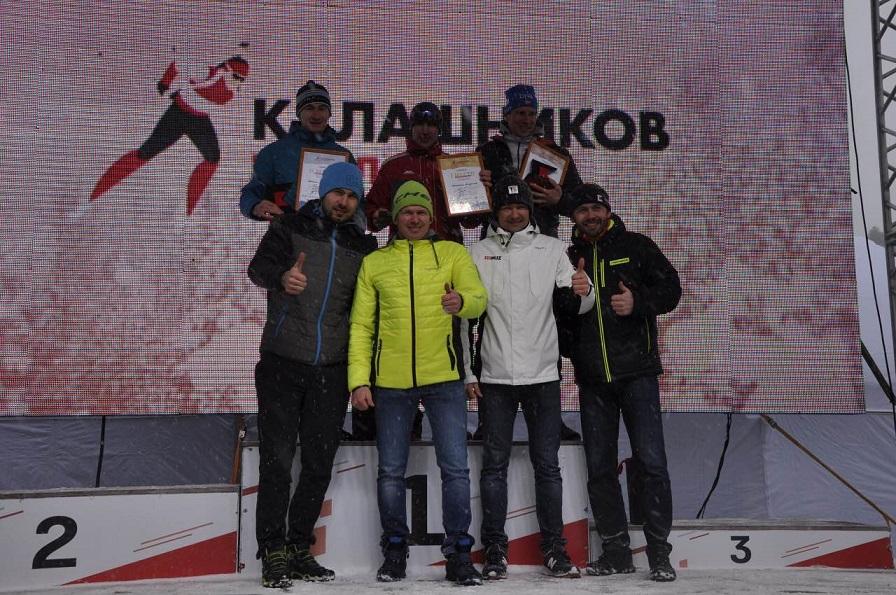 Биатлонная гонка «Калашников Биатлон Фест»